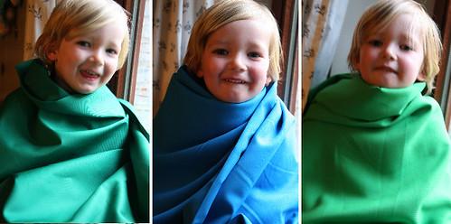 jef groen blauw