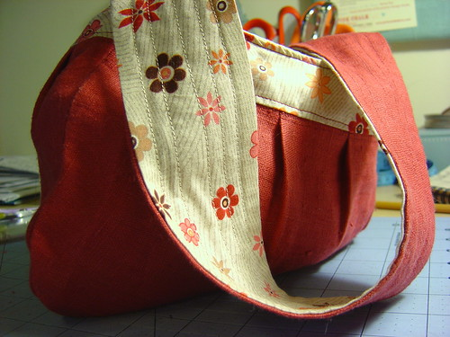 Red Purse Close up!