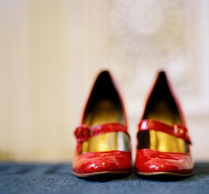 lonny lady red