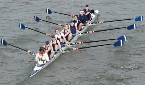 2009 Women's Eights Head of the River Race