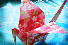 peace (Macaw-frey) Tags: japanese origami peace crane paperfolding colorphotoaward pareeericatexture