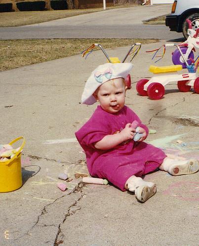 Abby - Spring 1996
