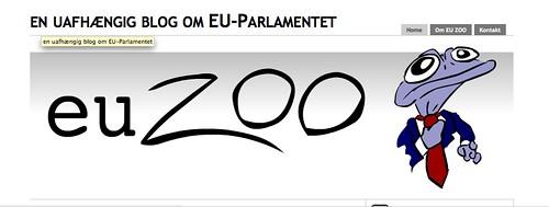 Ny kritisk nyhedsblog om EU-parlamentet, EU ZOO
