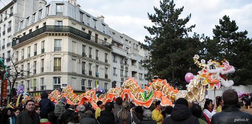 Le mélange chinois + paris est une belle réussite, vous ne trouvez pas?