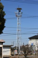 木野目の火の見櫓(川越市)