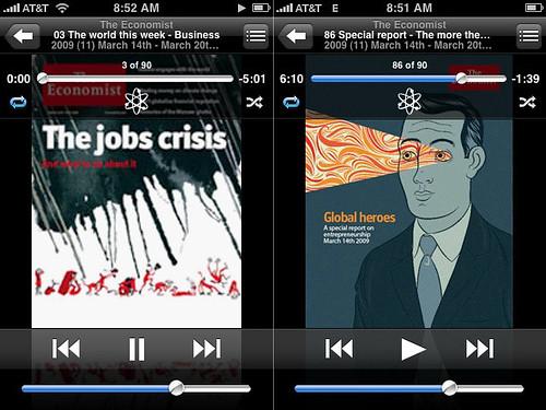economist audio edition
