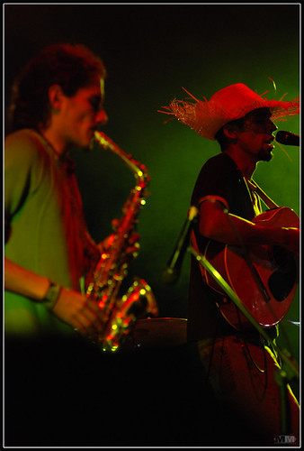 Sonambulo en Transitarte 2009