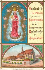 Unsere Liebe Frau genannt Schuttermutter, Ingolstadt