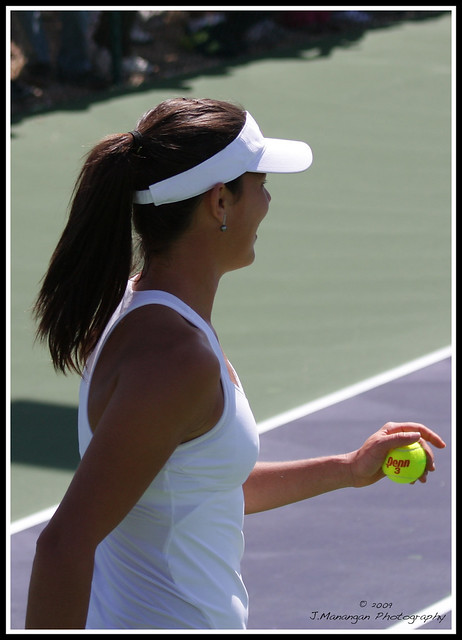 Ana Ivanovic - 2009 BNP Paribas Open by J Mango