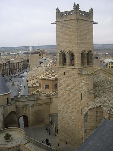 Castillo Olite fuera 2