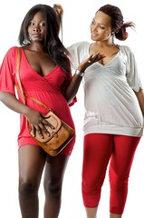 Friends in red (pixyst1) Tags: ladies girls red portrait woman sexy girl beauty fashion female studio photo donna mujer model glamour nikon women mooie african profile bonito sb600 babes nigeria jenn plus bella pick frau retouch meisje d300 portharcourt schon sb800 strobist casspick