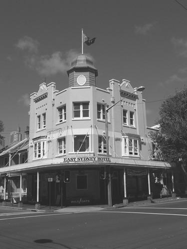 East Sydney Hotel - no pokies!