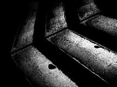 topes visualistical 3 (dmixo6) Tags: street light urban white canada abstract black night bc documentary dmixo6
