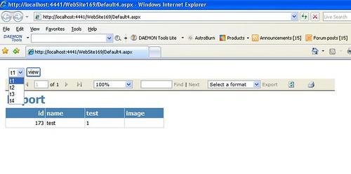 Rdl internal parameter->Rdlc | The ASP NET Forums