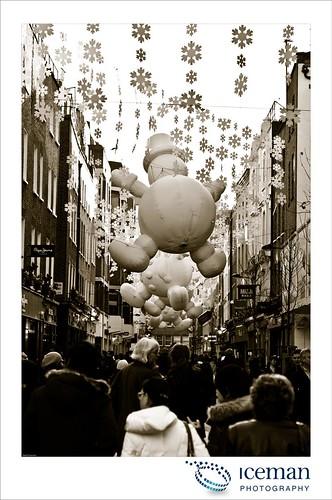 Carnaby Street XMass 2008