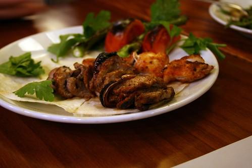 Saşlık Kebabı @ Köşebaşı