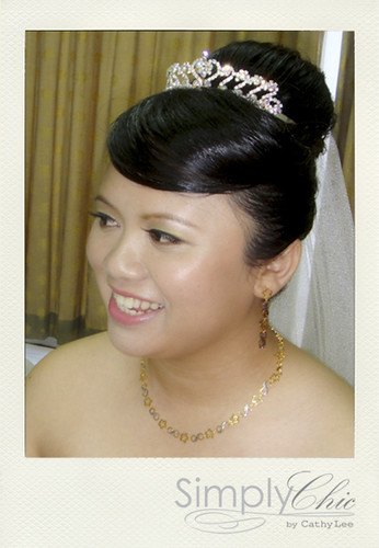 Chew Tin ~ Wedding Day