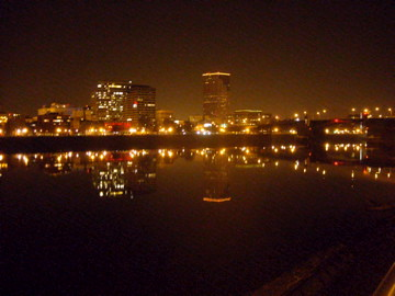 4 am project Portland City Scape
