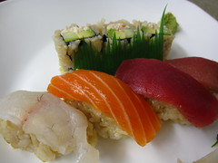 Homma's Brown Rice Sushi