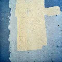 underneath (Katerina.) Tags: blue abstract texture wall paint surface walls 500x500 haphazart haphazartblue haphazartsquare