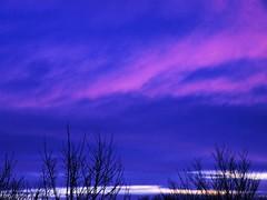 Huyton's Sky a Bit Later (LenaDulcia) Tags: sky sunrise multicoloured huton
