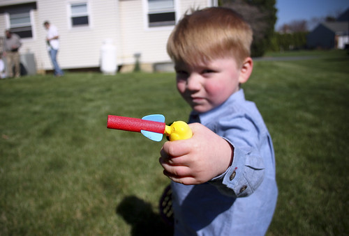 Ronan's gun