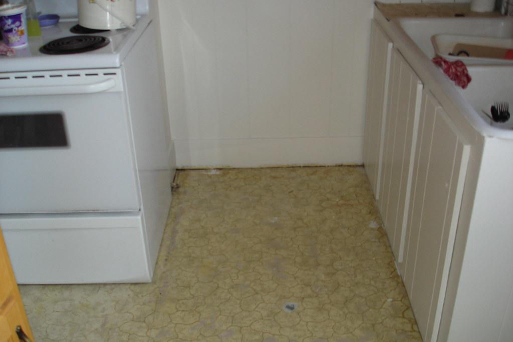 Icky floor