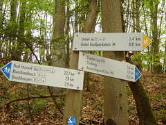 Noch 22 km bis Bad Honnef ?