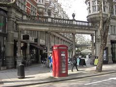 SICILIAN AVENUE (JOHN19701970) Tags: city uk red england london phone box camden telephone capital holborn bloomsbury londres column avenue pillars londra telephonebox phonebox sicilianavenue sicilian wc2 lonra londrei