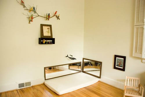 finn's room :: movement mat