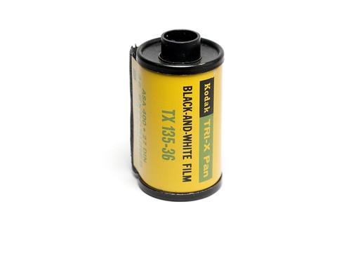 Kodak Tri-X, circa 1975