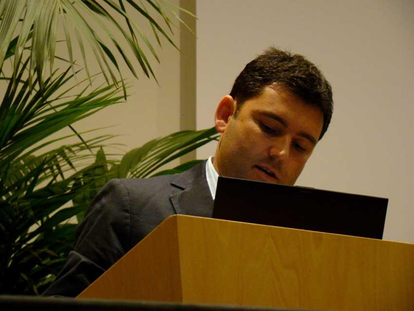 Marc Vidal - Director General de Cink