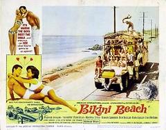 Bikini Beach (Lobby Card_1) 1964 (3Beerman) Tags: bikinibeach aipbeachparty