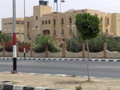 Police station     (sinabeet) Tags: station egypt police security sheikh sinai        zuwayed