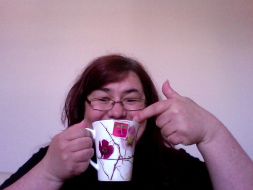 Thumbs up for Twinings