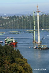 Narrows Bridge Deck Delivery