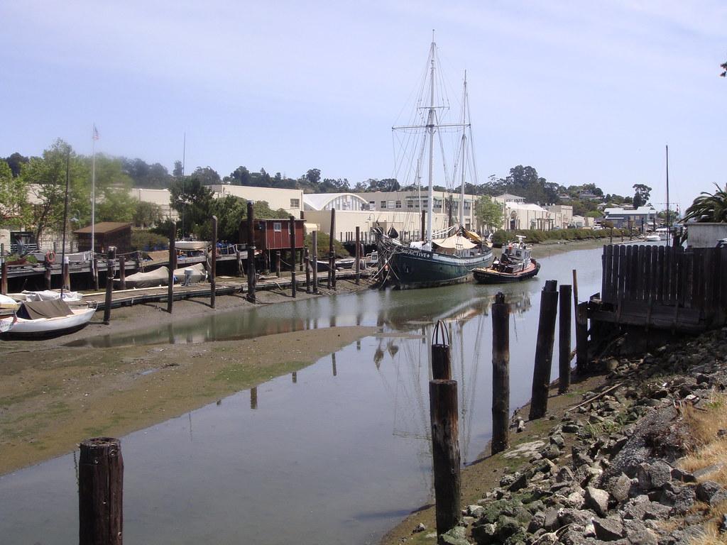 San Rafael canal