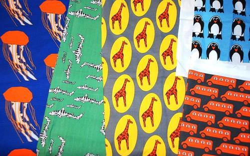 Calder and Company Fabric