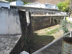 Jamestown moat