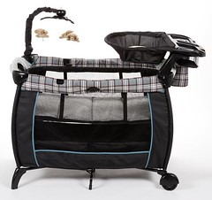 Recalled Eddie Bauer Play Yard