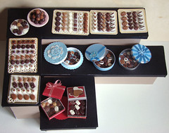 Chocolate Display