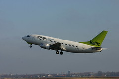YL-BBE B737-53S Air Baltic