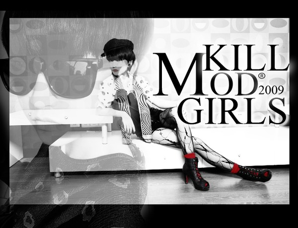 About KILL MOD GIRLS! Style Fashion Trendy Chic Wardrobe
