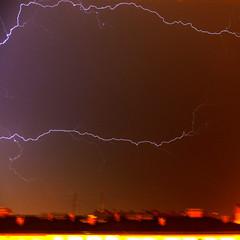 Fanderia skyline (tomasero) Tags: tormenta rayos renteria errenteria ekaitza tximistak