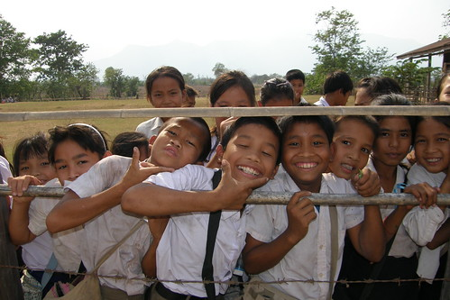 127.Don Daeng的小學生們 (12)_搶著照片