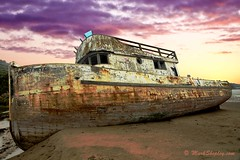 "IMG_8398 ThePtReyesWSunset 12""X18"" (a02toyota) Tags: sunset boat rust ship decay sandbar musicfriends thegoldengallery ptreyesca purpleclouds magictime beachedboat abandonedship bej mywinners dramaticcolor blueribbonphotography crystalaward beachedship heartawards brilliant~eye~jewels perfectsunsetssunrisesandskys betterthangood picturesworthathousandwords throughyoureyes deepcolorsofnature theptreyes qualitypixels damniwishidtakenthat a02toyota ourmemoriesourtimes markshepleycom inspiredbyyourbeauty atmphotography ablackrose bestofdamniwishidtakenthat allrightsreserved2009a02toyota crimpsonsky createittoday"