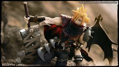 Demon cloud (EdwardLee's collection) Tags: cloud canon hearts toy toys actionfigure kingdom collection final fantasy figure videogame squareenix finalfantasy kingdomhearts ffvii playarts jfigure 400d edwardlees