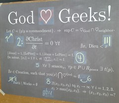 God love Geeks