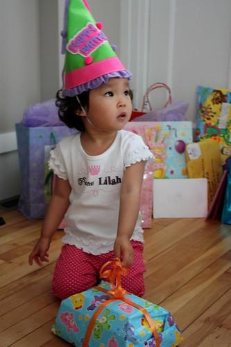 birthday girl - presents