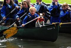 The dogs enjoying it (lovestruck.) Tags: dog water smile laughing children geotagged fun boat row canoe newbury sigma105mm challengeyouwinner pentaxk10d geo:lat=5140106 geo:lon=1327361